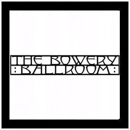 Bowery Ballroom Music Events