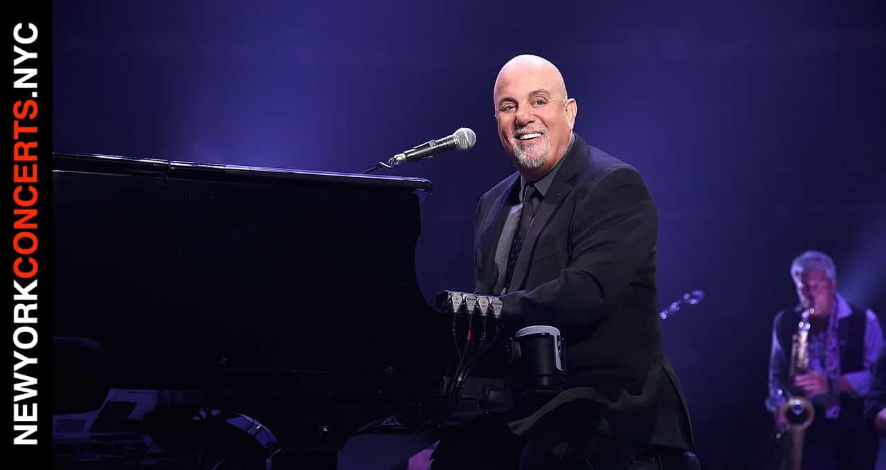 Billy Joel NYC