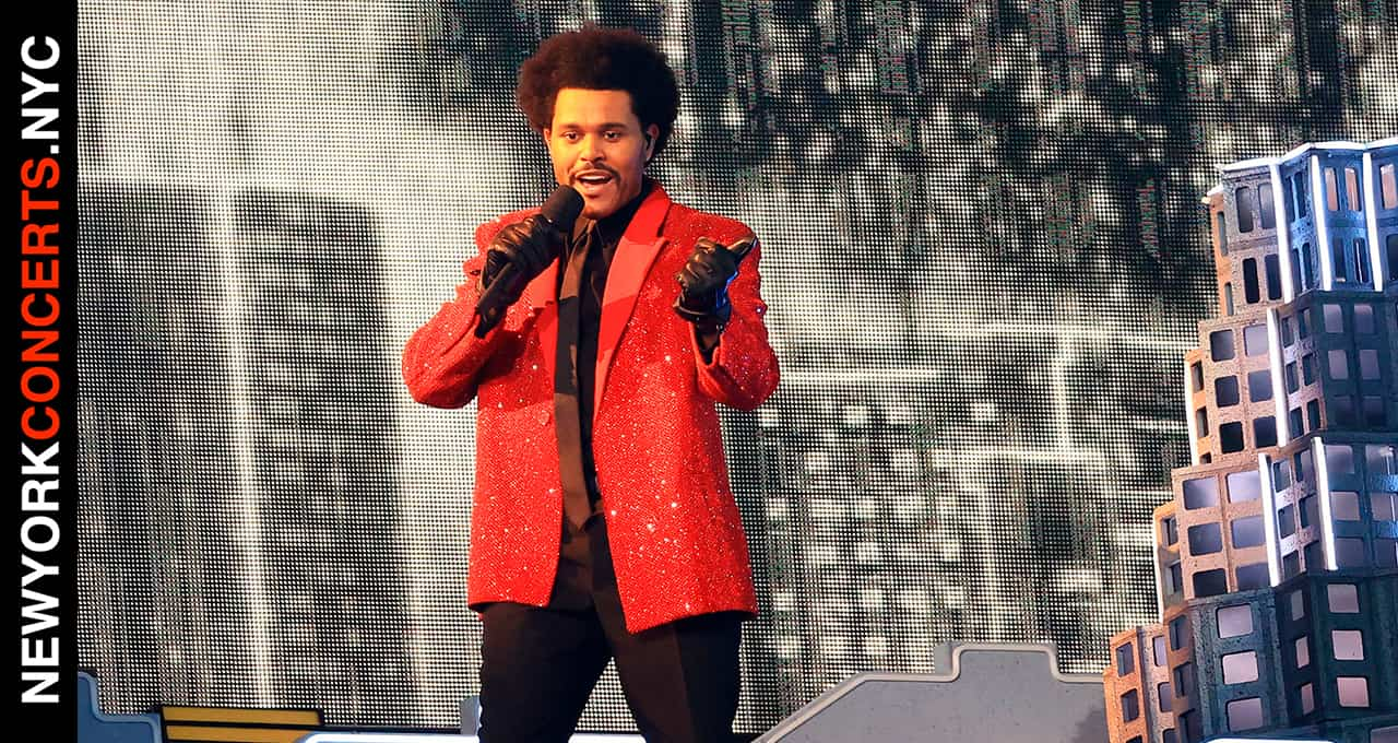 The Weeknd NYC